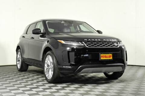 2020 Land Rover Range Rover Evoque for sale at Chevrolet Buick GMC of Puyallup in Puyallup WA