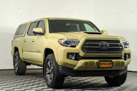 2016 Toyota Tacoma for sale at Chevrolet Buick GMC of Puyallup in Puyallup WA
