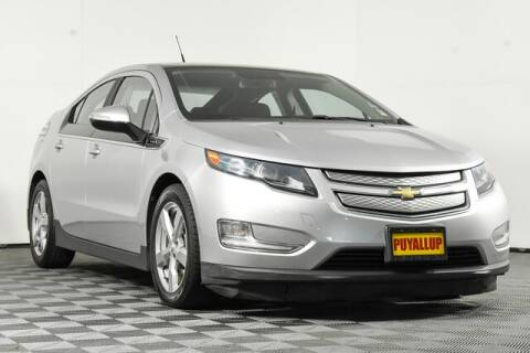 2012 Chevrolet Volt for sale at Chevrolet Buick GMC of Puyallup in Puyallup WA