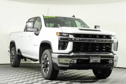 2020 Chevrolet Silverado 2500HD for sale at Chevrolet Buick GMC of Puyallup in Puyallup WA