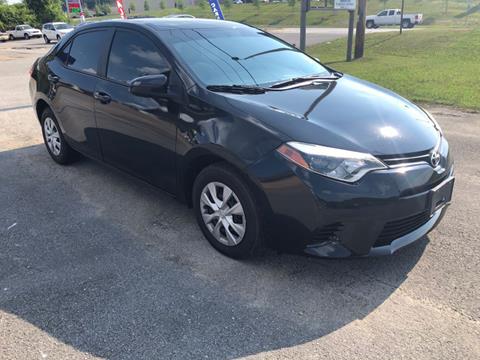 2015 Toyota Corolla for sale in Ringgold, GA