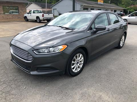 2015 Ford Fusion for sale in Ringgold, GA