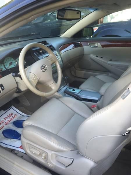 2006 Toyota Camry Solara SLE V6 2dr Coupe - Clarence NY