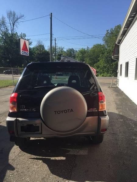 2003 Toyota RAV4 AWD 4dr SUV - Clarence NY