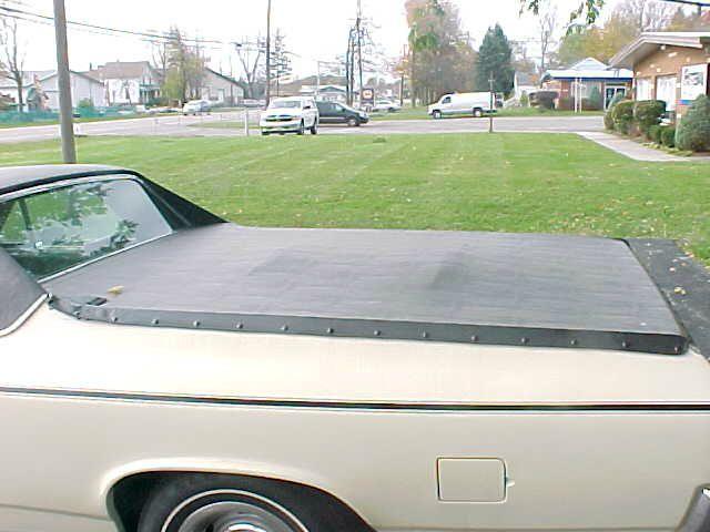 1969 Chevrolet El Camino 755a - Clarence NY