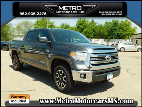 2016 Toyota Tundra for sale in Hopkins, MN