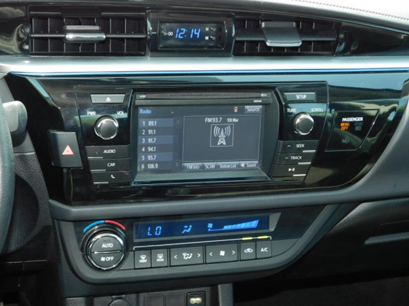 2015 Toyota Corolla S 4dr Sedan - Hopkins MN