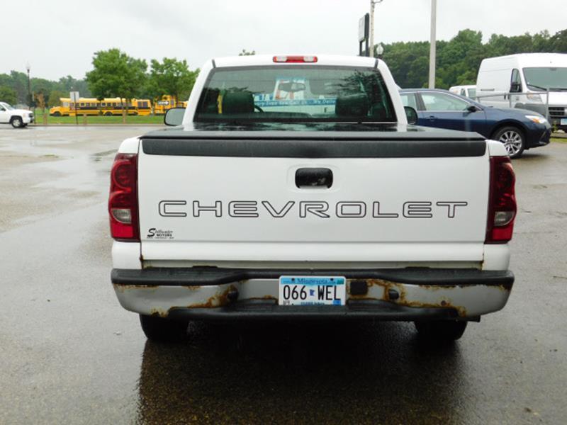 2003 Chevrolet Silverado 1500 2dr Standard Cab Work Truck Rwd LB - Hopkins MN