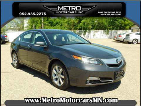 2012 Acura TL for sale in Hopkins, MN