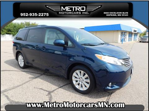 2011 Toyota Sienna for sale in Hopkins, MN