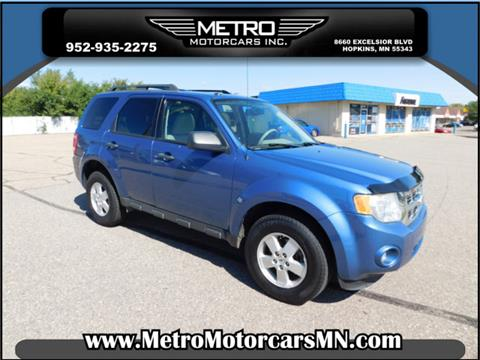 2010 Ford Escape for sale in Hopkins, MN