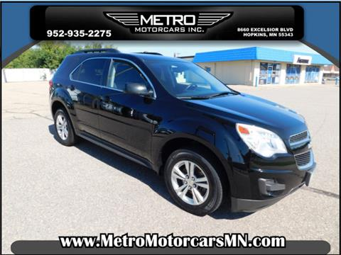 2013 Chevrolet Equinox for sale in Hopkins, MN