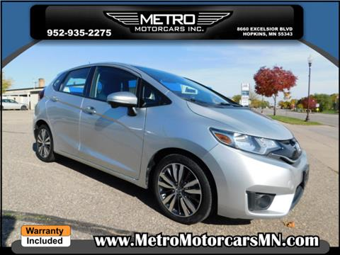 2015 Honda Fit for sale in Hopkins, MN