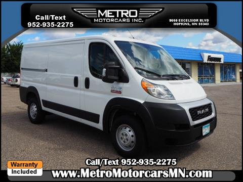 2019 RAM ProMaster Cargo for sale in Hopkins, MN