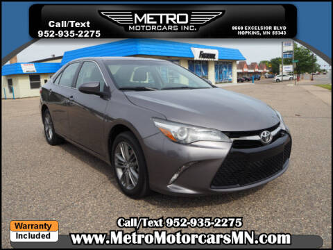 2017 Toyota Camry for sale in Hopkins, MN