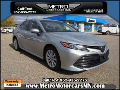 2018 Toyota Camry for sale in Hopkins, MN