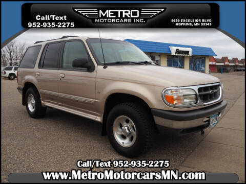 1998 Ford Explorer for sale in Hopkins, MN