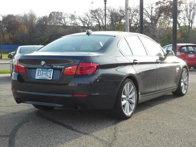 2011 BMW 5 Series AWD 535i xDrive 4dr Sedan - Hopkins MN