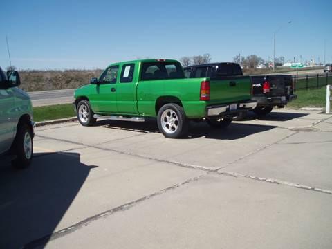 2002 Chevrolet Silverado 1500 For Sale In Nebraska