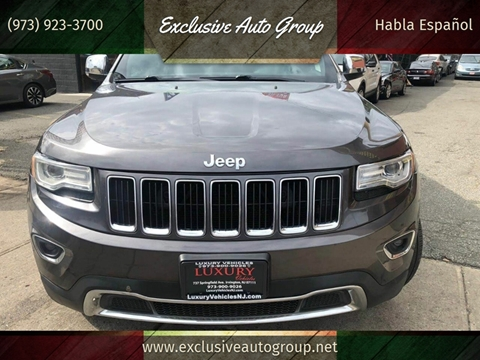 2014 Jeep Grand Cherokee for sale in Newark, NJ