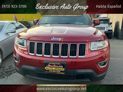 2015 Jeep Grand Cherokee for sale in Newark, NJ