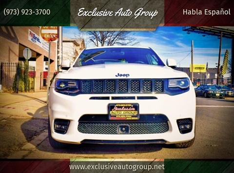 2017 Jeep Grand Cherokee for sale in Newark, NJ
