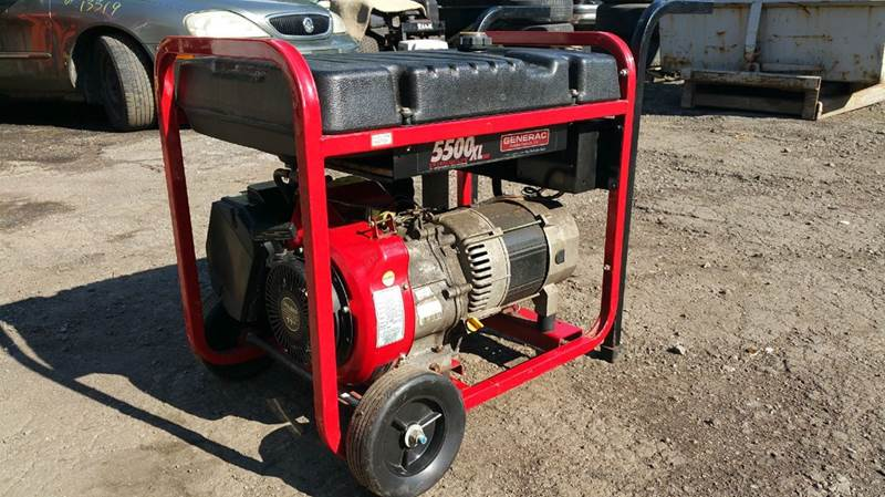 1900 Generac Generator for sale at RITENOUR & SONS AUTO SALES in Ellsworth PA