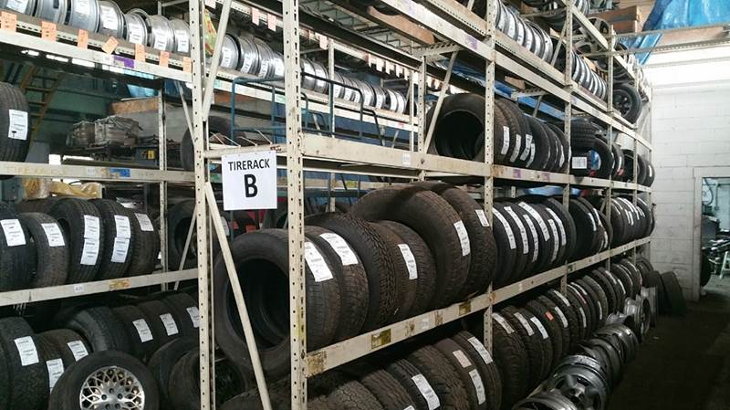 2018 USED TIRES ALL MAKES AND SIZES for sale at RITENOUR & SONS AUTO SALES in Ellsworth PA