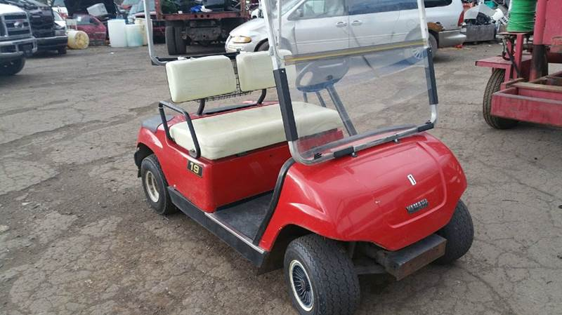1998 Yamaha G19E for sale at RITENOUR & SONS AUTO SALES in Ellsworth PA