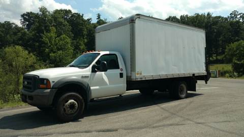 2005 Ford F-450 Super Duty for sale in Ellsworth, PA
