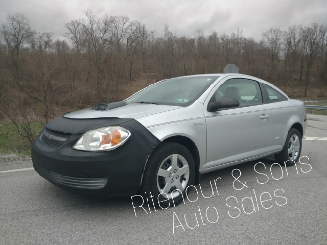 2006 Chevrolet Cobalt for sale at RITENOUR & SONS AUTO SALES in Ellsworth PA