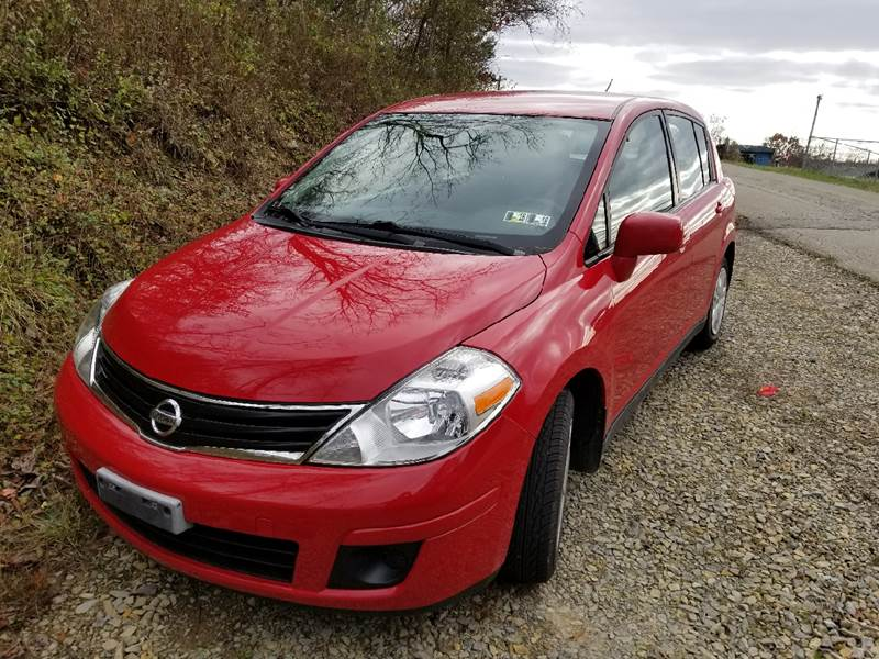 2011 Nissan Versa for sale at RITENOUR & SONS AUTO SALES in Ellsworth PA