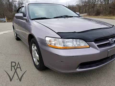 2000 Honda Accord for sale in Ellsworth, PA