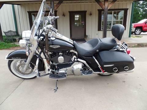 2005 Harley-Davidson Road King for sale in Longview, TX