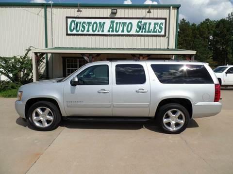 2014 Chevrolet Suburban for sale in Longview, TX
