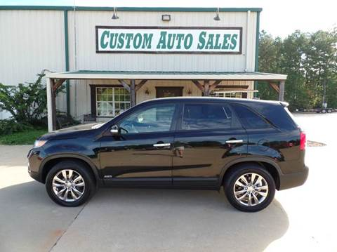 2011 Kia Sorento for sale in Longview, TX