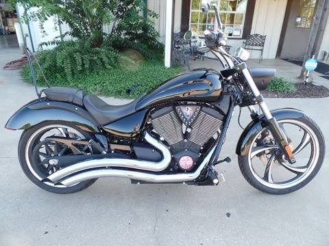 2012 Victory 8-BALL