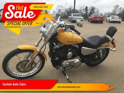 2007 Harley-Davidson Sportster for sale in Longview, TX