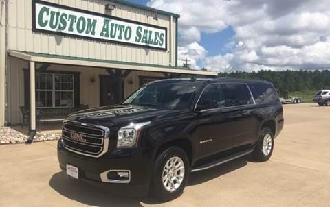 2016 GMC Yukon XL for sale in Longview, TX
