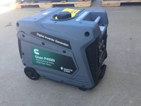 2020 Onan Portable Generator 4500 Watt for sale at Custom Auto Sales - MISCELLANEOUS in Longview TX