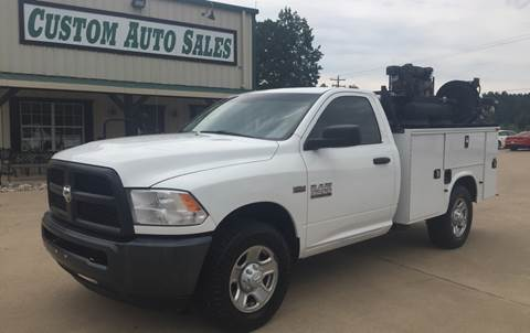 2016 RAM Ram Chassis 2500 for sale in Longview, TX