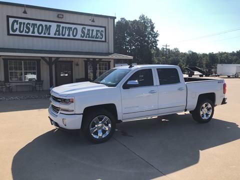 2017 Chevrolet Silverado 1500 for sale in Longview, TX