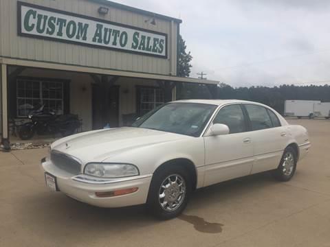 2003 Buick Park Avenue for sale in Longview, TX