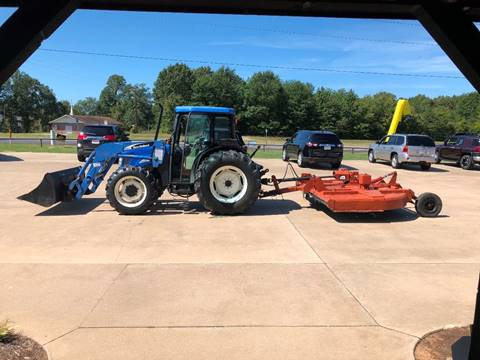 2009 New Holland TN70DA for sale in Longview, TX