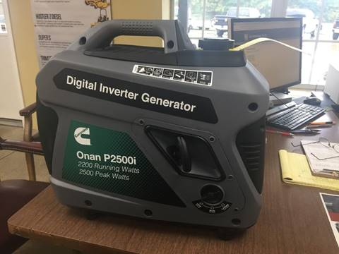 2020 Onan Portable Generator P2500i for sale at Custom Auto Sales - MISCELLANEOUS in Longview TX