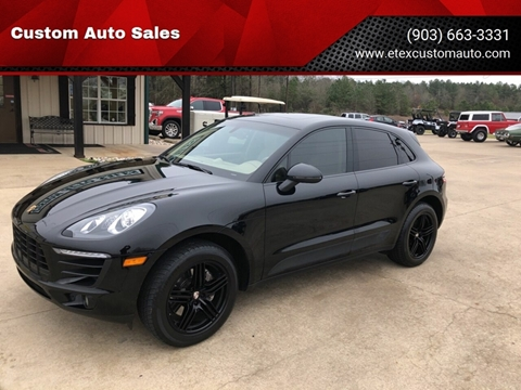 Custom Auto Sales >> Custom Auto Sales Longview Tx Inventory Listings