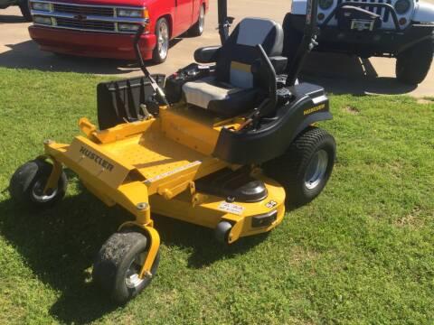 2018 Hustler Mower FasTrak 54-Inch for sale at Custom Auto Sales - Lawnmowers in Longview TX