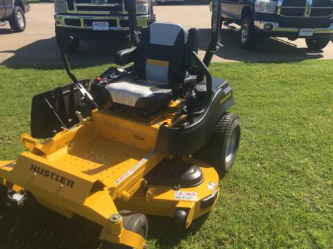2018 Hustler Mower FasTrak SDX 54-inch for sale at Custom Auto Sales - Lawnmowers in Longview TX