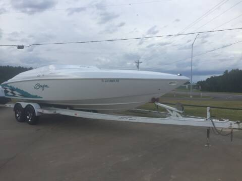 2000 Baja Boss 272 for sale at Custom Auto Sales - BOATS & WATERCRAFT in Longview TX