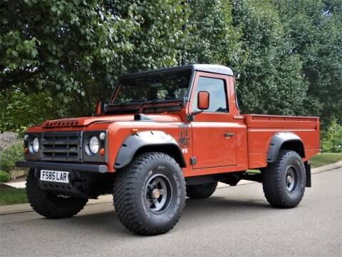 Land Rover Truck >> Used 1988 Land Rover Defender For Sale In Pinson Al